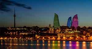 جاذبه های گردشگری باکو و سفر به هند