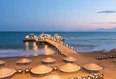 از ساحل بلک تا منطقه کمر در تفریحات مهم آنتالیا