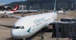 وام 5 میلیارد دلاری دولت هنگ کنگ برای نجات ایرلاین کاتای پسفیک