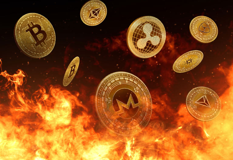 What is token burning? - Bitnovo Blog